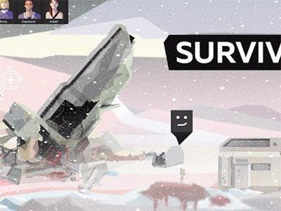 Survival hra