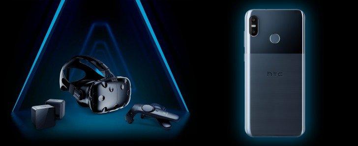 HTC U12 Life a VR/AR
