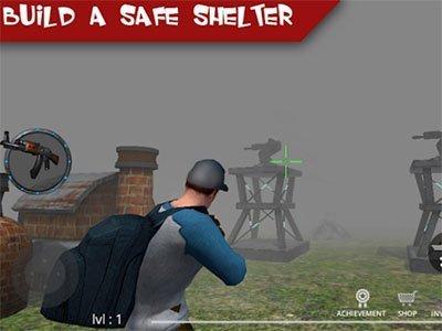 Android akční hra Zombie Crushers 2