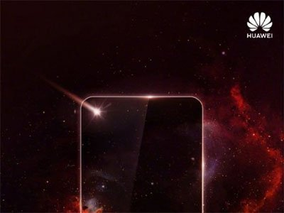 Huawei Infinity - O displej