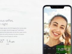 Uniklé marketingové fotografie Nokia 8.1