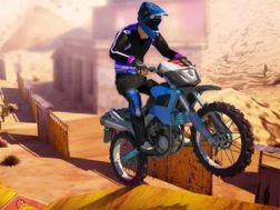Hra Real Bike Stunts