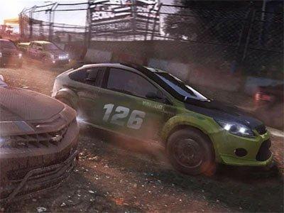 Dirt Car Racing ke stažení