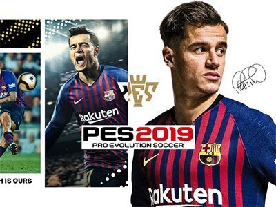 Fotbalová hra PES 2019