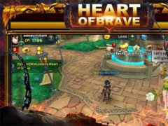 Hra Heart of brave: Origin