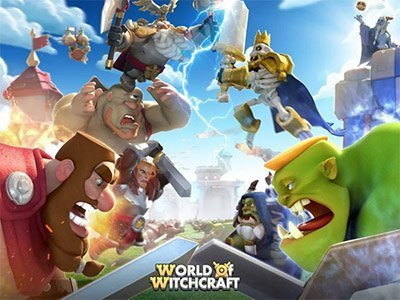 Hra World of Witchcraft ke stažení