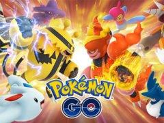 Doplněk do hry Pokémon Go se blíží