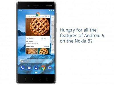 Android Pie beta