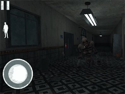 Android hra 3D hospital