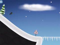 Hra Stickman ski