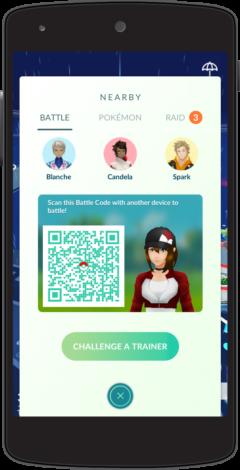 Pokémon Go nová funkce