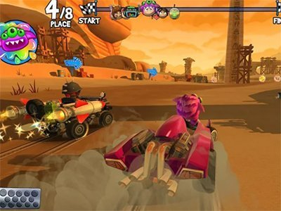 Hra Beach Buggy Racing 2