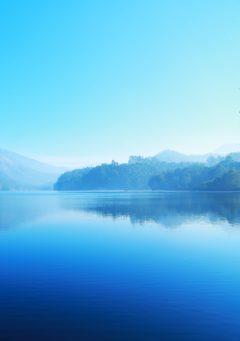 Android tapeta - krásné jezero