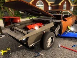 Oprav si své auto android hra