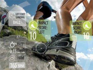 Chytré boty Samsung