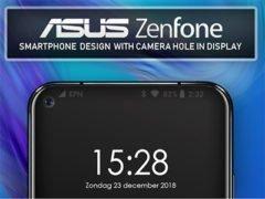Asus Zenfone aplikuje díru v displeji, jako ostatní