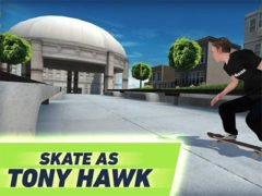 Před-registrujte se do hry Tony Hawk Skate Jam