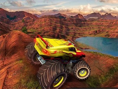 Hra Offroad Adventure :Extreme Ride
