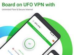 Aplikace UFO VPN