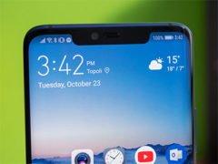 Huawei P30 Pro se zahnutým AMOLED displejem