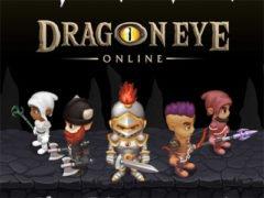 Dragon Eye Online zatřese se stylem MMORPG