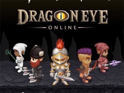 Android hra Dragon Eye Online