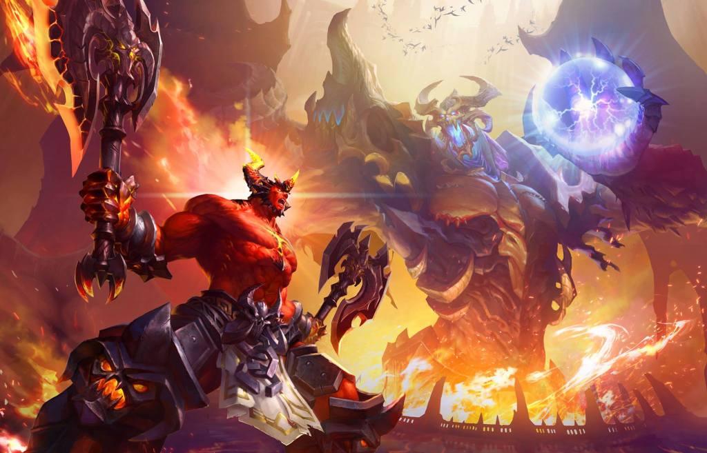Hra Overlords of Oblivion