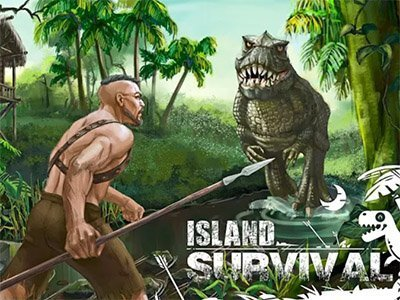 Android hra Island Survival