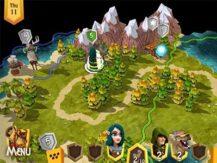 Hra Heroes of Flatlandia