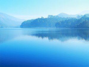 Tapety na mobil - Jezero