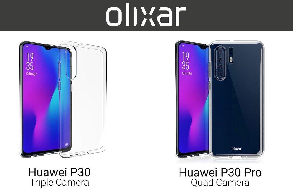 Huawei P30 a P30 Pro
