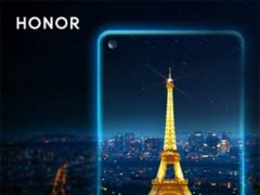 Honor se selfie kamerou v displeji dorazí 22. ledna