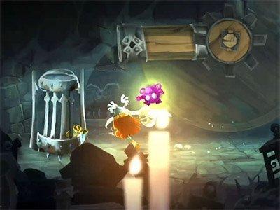 Rayman hra, Mario android hra