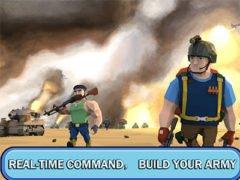 Hra Velitel ve válce: Hra online