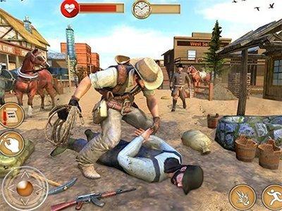 Western Cowboy hra ke stažení