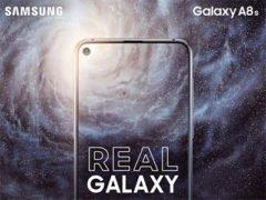Samsung Galaxy A8s se představí 10. prosince