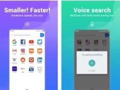 Aplikace Mint Browser