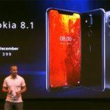 Nokia 8.1 s variantou 6GB RAM a 128GB interní úložiště
