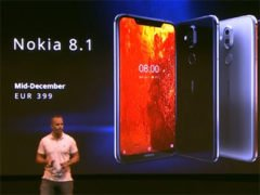 Nokia 8.2 s vysouvacím selfie fotoaparátem a Android Q
