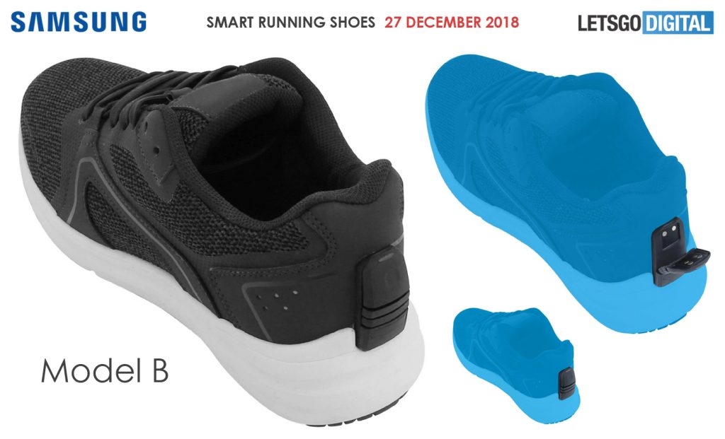Samsung Chytré boty model B