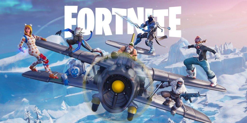 Hra Fortnite