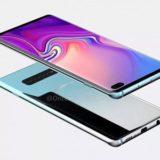 Všechny telefony Samsung Galaxy S10 se zpětným nabíjením