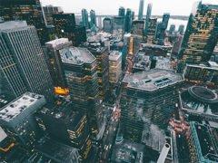 Tapety na mobil - město