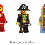 Gameloft a LEGO oznámili novou hru pro rok 2019