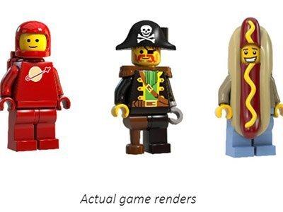 LEGO Hry