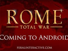 Rome: Total War dorazí na Android