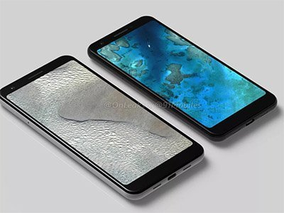 Google Pixel 3 Lite a Pixel 3 XL Lite