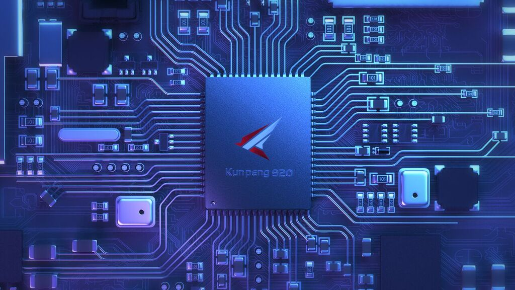 Procesor KungPeng 920