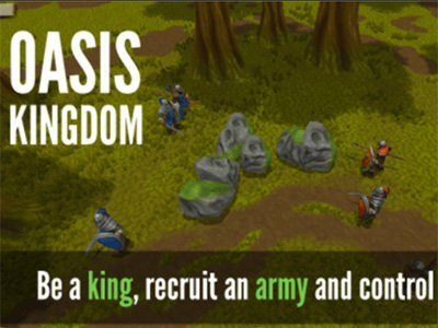 Oasis Kingdom strategie RPG