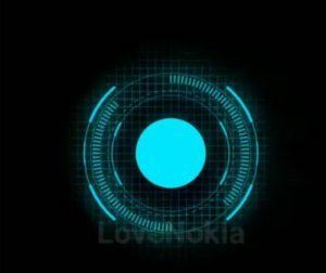 Snímač otisků prstů Nokia 9 v animaci